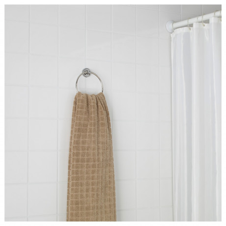 Вешалка для полотенец ВОКСНАН под хром фото 1