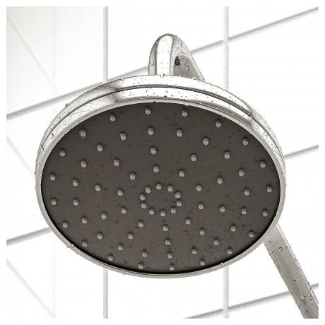 Лейка/ручной душ с дивертером ВОКСНАН хромированный фото 2