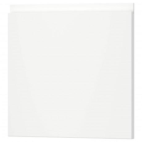 Дверь ВОКСТОРП матовый белый белый фото 0