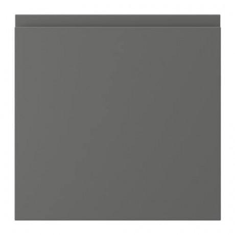 Дверь ВОКСТОРП темно-серый фото 0