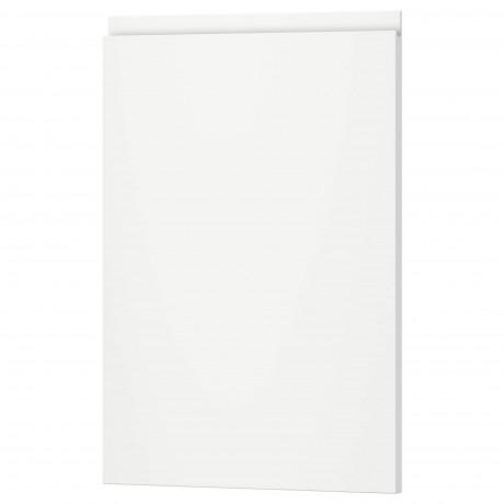 Дверь ВОКСТОРП матовый белый белый фото 6