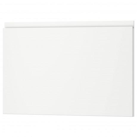 Дверь ВОКСТОРП матовый белый белый фото 5
