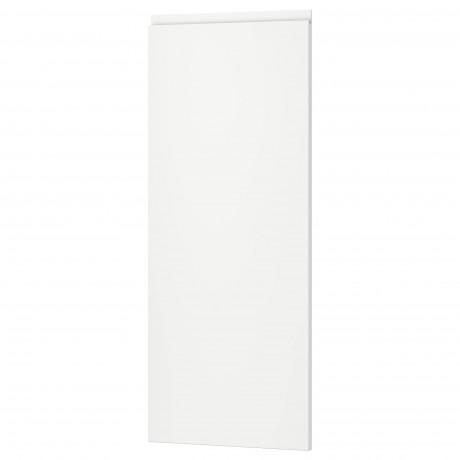 Дверь ВОКСТОРП матовый белый белый фото 9