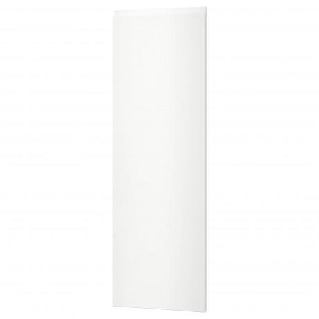 Дверь ВОКСТОРП матовый белый белый фото 12