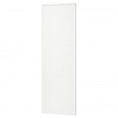 Дверь ВОКСТОРП матовый белый белый фото 13