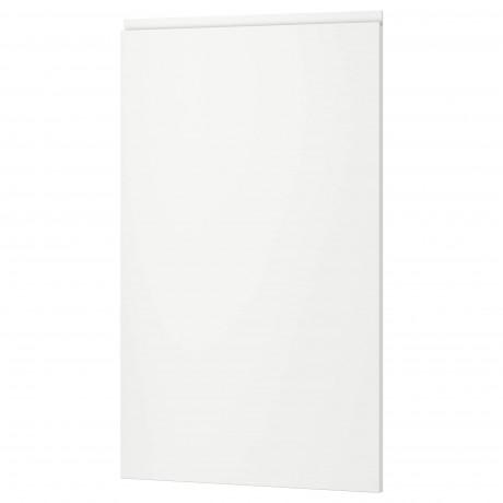 Дверь ВОКСТОРП матовый белый белый фото 11