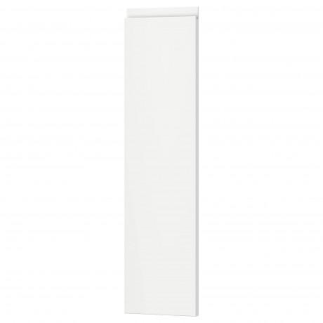 Дверь ВОКСТОРП матовый белый белый фото 4