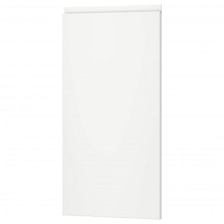 Дверь ВОКСТОРП матовый белый белый фото 7