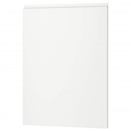 Дверь ВОКСТОРП матовый белый белый фото 10