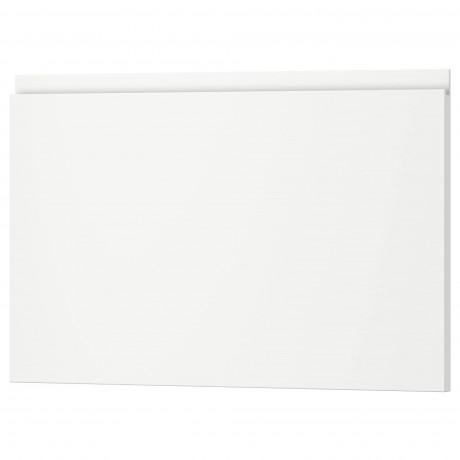 Фронтальная панель ящика ВОКСТОРП матовый белый белый фото 8