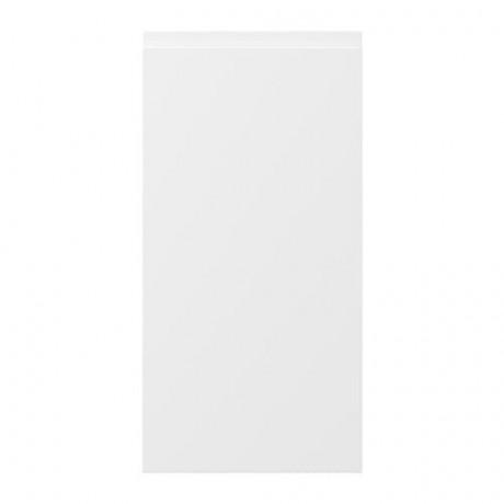 Дверь ВОКСТОРП матовый белый белый фото 14