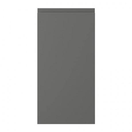 Дверь ВОКСТОРП темно-серый фото 10