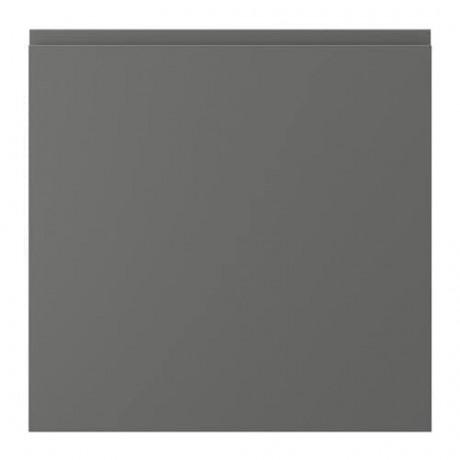 Дверь ВОКСТОРП темно-серый фото 8