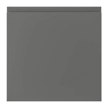 Фронтальная панель ящика ВОКСТОРП темно-серый фото 7
